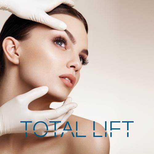 immagine total lift con ragazza trilift